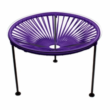 Zica Table - Purple Weave