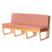 Zig Zag Canyon Cypress Sofa