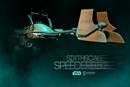 1/6 Scale Speeder Bike