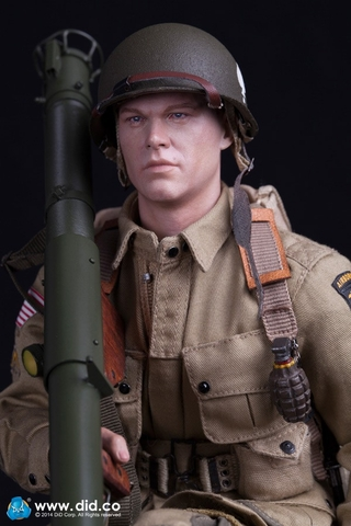 101st Airborne Division Ryan Sixth Scale Figure