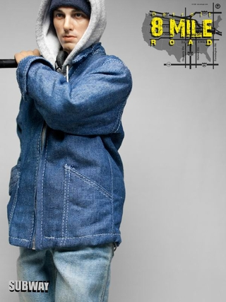 8 Mile 1/6 Scale Figure