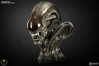 Alien Big Chap Legendary Scale Bust