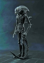 Alien Big Chap S.H. Monster Arts Action Figure
