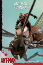 Ant-Man on Flying Ant 4 Inch Figure
