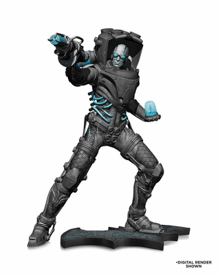 Arkham City Mr. Freeze Statue