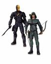 Arrow Oliver Queen and Deathstroke Action Figure 2 Pack