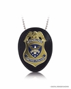 Arrow Starling City Police Badge