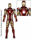 Avengers Age of Ultron Iron Man Mark 43 1/4 Scale Figure