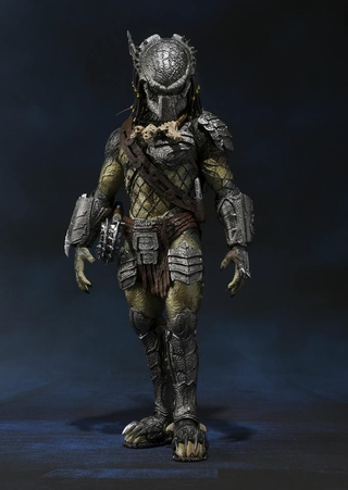 AVP Wolf Predator S.H. Monster Arts Action Figure