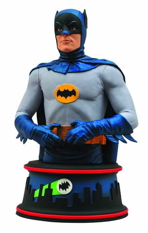 Batman 1966 Batman Bust by Diamond Select Toys