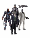Batman Arkham Origins Action Figure 4 Pack: Batman, Deathstroke, Black Mask and The Joker