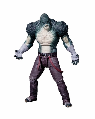 Batman Arkham Origins Killer Croc Deluxe Action Figure