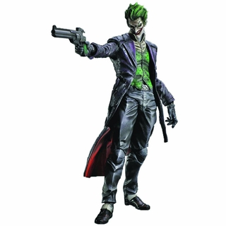 Batman Arkham Origins Play Arts Kai Joker Figure