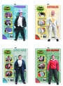Batman Retro 1966 TV Series 2 Action Figures - Set of 4