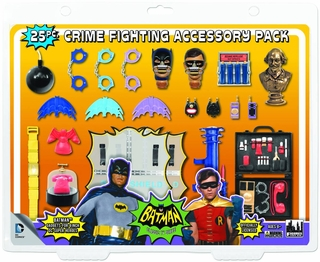 Batman Retro 1966 TV Series Accessory Pack
