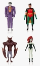 Batman The Animated Series Action Figures Wave Two - Set of 4