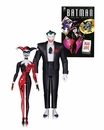 Batman the Animated Series Joker and Harley Quinn Mad Love 2 Pack