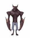 Batman The Animated Series Wave Two Man-Bat Action Figure