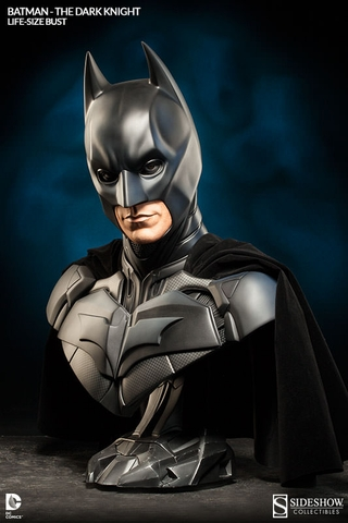 Batman: The Dark Knight Life Size Bust