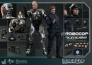 Battle Damaged Robocop and Alex Murphy 1/6 Scale Figure Set