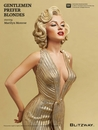 Blitzway Marilyn Monroe Gentlemen Prefer Blondes 1/4 Scale Statue