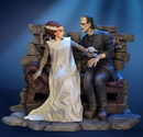 Bride of Frankenstein Statue