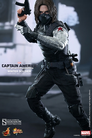 Captain America: The Winter Soldier 1/6 Scale Figure