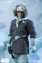 Captain Han Solo Hoth 1/6 Scale Figure - Free U.S. Shipping!