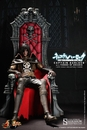 Captain Harlock on Throne 1/6 Scale Figure