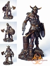 Conan the Brutal Faux Bronze Statue