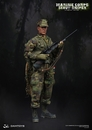 DAM Toys Marine Corps Scout Sniper 1/6 Scale Figure