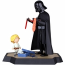 Darth Vader and Son Maquette