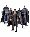 DC Collectibles Arkham Batman Action Figure 5 Pack