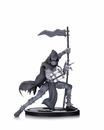DC Collectibles Batman Black & White Scarecrow Statue by Carlos D'Anda
