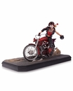 DC Collectibles Gotham City Garage Harley Quinn Statue