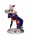 DC Comics Bomshells The Joker and Harley Quinn Statue (Second Edition)