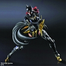 DC Comics Variant Play Arts Kai Batgirl Action Figure