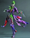 DC Comics Variant Play Arts Kai Joker Figure