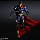 DC Comics Variant Play Arts Kai Superman Action Figure