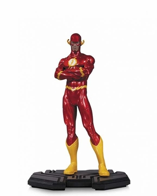 DC Icons Flash Statue