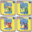 DC Super Powers Retro Figures Series 1 Set