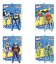 DC Super Powers Retro Figures Series 2 Set