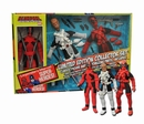 Deadpool 8 Inch Retro Action Figure Set