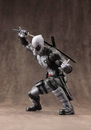 Deadpool Previews Exclusive X-Force Variant ARTFX+ Statue