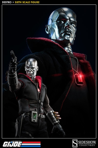Destro Sixth Scale Figure