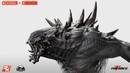 Evolve Goliath Premier Scale Statue