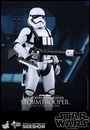 First Order Heavy Gunner Stormtrooper 1/6 Scale Figure