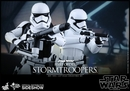 First Order Stormtroopers 1/6 Scale Figure Set