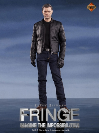 Fringe Peter Bishop 1/6 Scale Figure