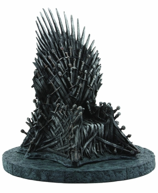 Game of Thrones Iron Throne Mini Replica